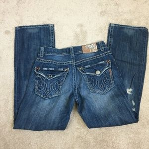 MEK New Havana distressed jeans- 32